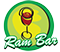 Graphic  design Ram Bar logo