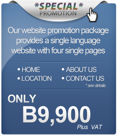 gay website design promotion