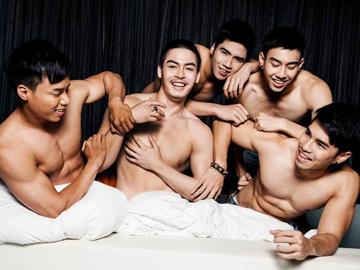 Gay Asian models - Chiangmai Gay Web Design