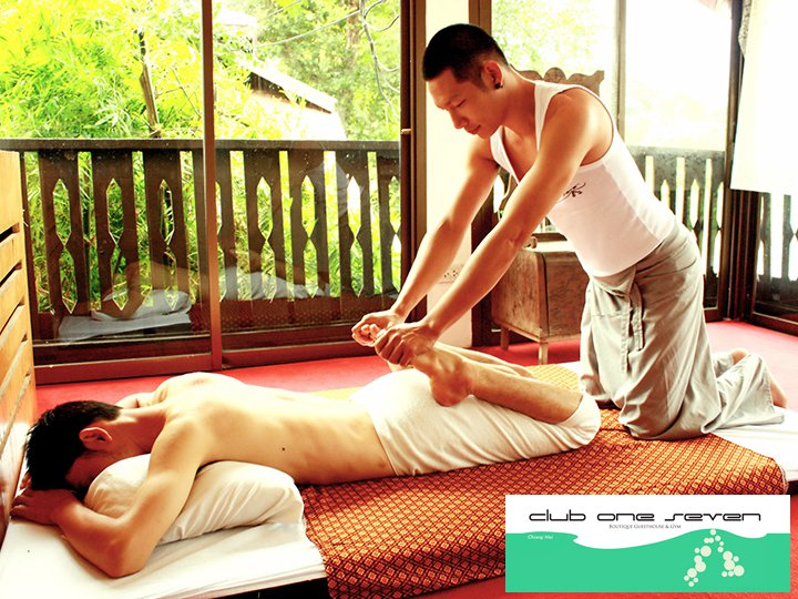 Gay Graphic Designers - Club One Seven Gay Massage in Chiang Mai