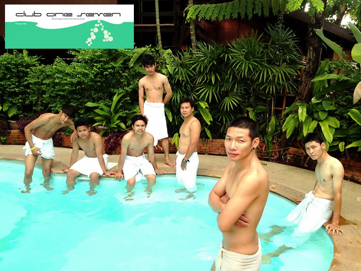 Your Gay Website - Club One Seven Chiangmai Gay Sauna