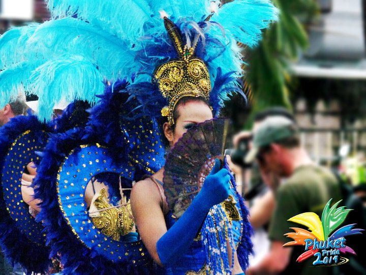 Gay web site design - Phuket Gay Pride